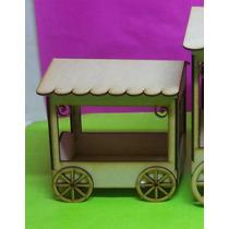 Centros De Mesa Cumpleños Kiosco Candy Bar !!! Somosfabrica