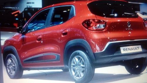 Renault Kwid Life 0 Km 2017 Antciipo $ 80000 Y Ctas Gm