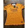 Camiseta Suplente Barcelona 2015-2016 Amarilla Todos Los Tal