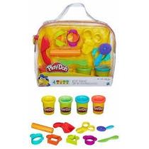 Play-doh Primeras Creaciones En Valija +3 Años Zona Devoto