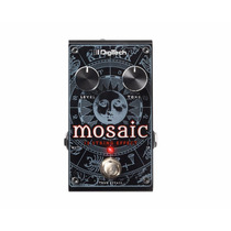 Pedal De Guitarra Digitech Mosaic Efecto 12 Cuerdas