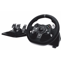 Volante Logitech G920 Xbox One Y Pc Driving Force + Palanca