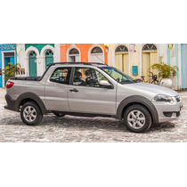 Fiat Strada Working Cabina Doble 1.4 Aa
