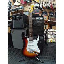 Guitarra Electrica Tyler Stratocaster Mango De Rosewood