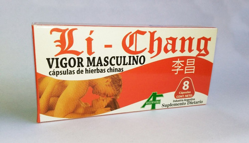 Li Chang (caja X 8) Directo Envios Todo El Pais