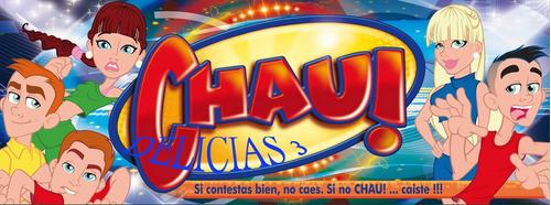 A Todo O Nada !!! Chau! Programa De Tv Juego De Mesa Ditoys