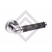Manija Picaporte Doble Balancin Anahi Aluminio.