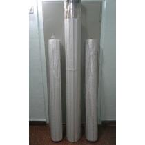 Cortina Persiana De Enrollar Plástica 1,23x1,35 Reforzadas