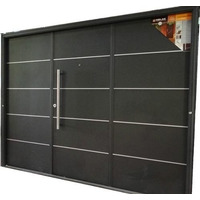 Porton Oblak Garage Levadizo Manual 1783 Inyectado Premium