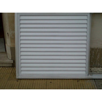 Postigon De Aluminio Blanco En 1 Hoja Zona Caballito