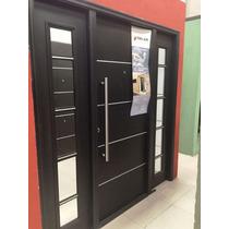 Portada Principal Oblak 1783g Negra Puerta 80 + 2 Laterales