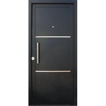 Puerta Super Reforzada Con Terminaciones Y Manijon De Acero