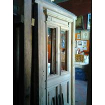 Puertas De Pinotea C Rejas De Demolicion
