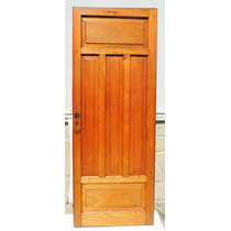 puertas de madera usadas aberturas puertas en pisos