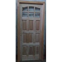 Puertas Exterior Portones Ventanas Cedro Somos Fabricantes