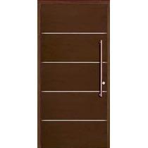 Cpu modernos aberturas puertas exteriores en pisos for Modelos de puertas de madera para exteriores modernas