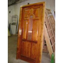 Puerta Cedro Maciza 090x200 Extra Porch