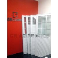 Puerta Aluminio Blanco 80x200 !!!!!!
