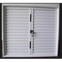 Postigon De Abrir De 2 Hojas Aluminio-
