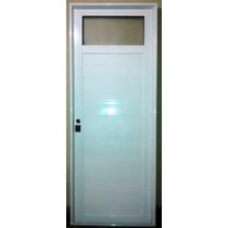 Puertas De Aluminio Blanco Y Color