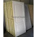 Puerta Placa Craftmaster Blanca C/ Marco Y Cerradura 80x200