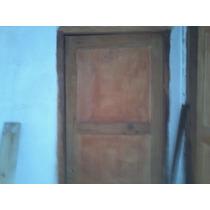 Puerta Interior De Fabrica Marco De Madera Excelente