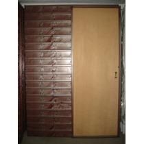 Puerta Corrediza Cedro De Embutir 70x200 Excelente Calidad