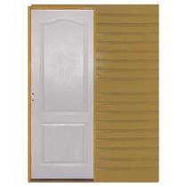 Puerta Corrediza Embutir Interior Craftmaster Blanca 70x200