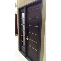 Portada Nexo Style Puerta + Lateral C/apliques Pintura Final