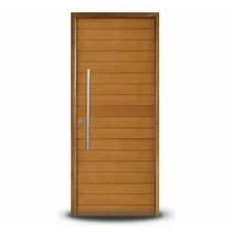 Aberturas Puerta Exterior Madera Oblak Grandis 2331 80x200