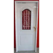Puerta Pesada Pavir 1/2 Reja Pintura E-poxy Inyectada Oferta