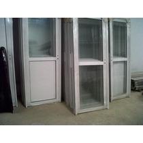 Puerta De Aluminio Blanco Zona Caballito ¡¡¡