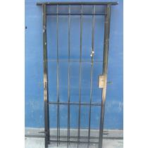 Puerta Reja De Seguridad 80x2metros