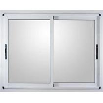 Ventana Aluminio Modena Blanco Dvh 150 X 150 Fabrica Directo