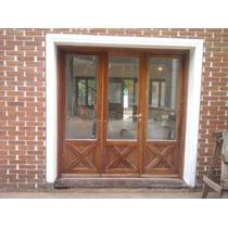 Ventana Balcon 200x200 Cedro 2 Extra Porch