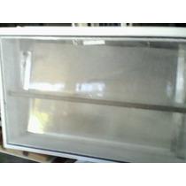 Ventiluz 40x26 Aluminio Color Blanco