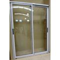 Ventana Aluminio Modena Dvh Doble Vidrio 4-9-4 150x200 Cm