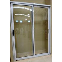 Ventana Aluminio Modena Dvh Doble Vidrio 4-9-4 180x200 Cm