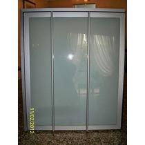 Flamante Ventanal De Aluminio Anodizado
