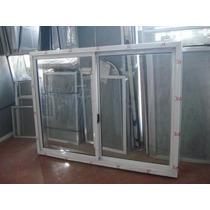 Ventana De Aluminio 1.50 X 1.10 El Mejor Precio Del Mercado