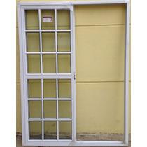 Ventana, Balcón, Aluminio Color, Repartido,1.50x2.00