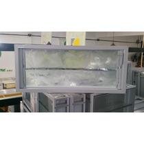 Aberturas: Ventiluz De Aluminio Blanco De 60 X 26 Completo