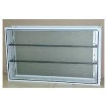 Ventiluz 60x36 Aluminio Color Blanco
