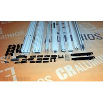 Kit Para Armar Ventana Aluminio Linea Modena 120x110