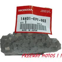 Cadena Distribucion Honda Tornado 250 Original Freeway Moto