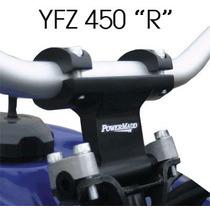 Elevador Manubrio Powermadd Yamaha Yfz 450 R Grueso A Grueso