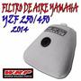 Filtro De Aire Wrp Yzf 250/450 2014 Solo En Fas Motos