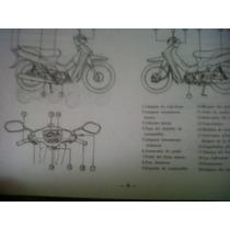 Yamaha T 105e 2003 Manual Del Usuario Original !!!!!!!!