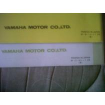 Yamaha Jog Cy 50 1991 Manual Del Usuario Original !!!!!!!!