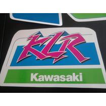Calcos Kawasaki Klr 650 Kit Completo